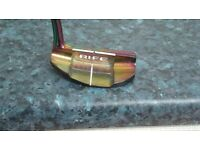 Putter - Rife Abacco Series - As new condition