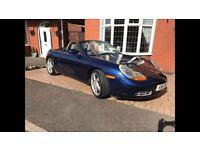 2002 Porsche Boxster 968 2.7