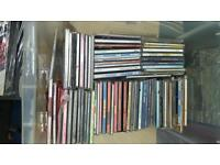 """2 boxes of a variety of Cd""""s"""