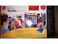 Pinnacle Studio 500 USB V.10 Video capture & editing software and interface