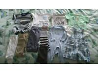 Baby boys clothing 3-6 months cud deliver local