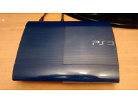 ps3 super slim fully working with controller