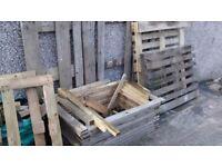 Scrap wood/ pallet wood