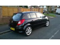 Vauxhall Corsa 1.2 SXI 5 Door Metallic Black