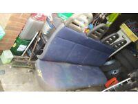 IVECO REAR SEATS