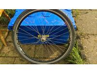 "front 26"" wheel"