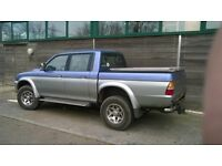 L200 Mitsubishi Diesel Pick Up, exceptionally clean