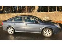 VAUXHALL VECTRA EXCLUSIVE 1.8L (2007) year mot,