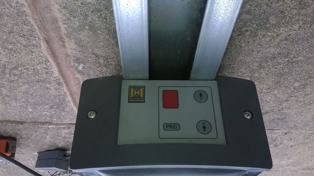 Electric Garage Door Opener Hormann Supramatic E Electric