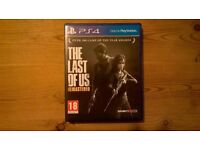 The Last of Us Remastered - PS4 Game