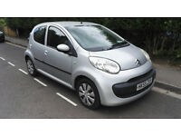 2006 55 Reg Citroen C1 Rhythm 5dr, April 2018 MOT, Drives Well, Cheap tax, 55mpg, CD, C/locking