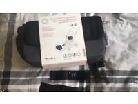 Bugaboo organiser Black snd grey brand new