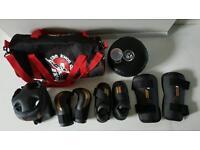 Official GB Taekwondo junior sparring full kit XS