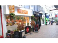 COFFEE SHOP TO LET IN PICTON ARCADE SWANSEA