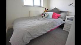 Three quarter double bed