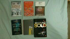 Books: £3