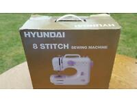 SOLD 8 stitch sewing machine