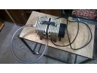 140 Litre Piston air pump HAILEA ACO-009E KOI / FISH POND / AQUARIUM