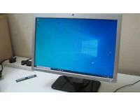 Dell 20 inch Widescreen LCD monitor with a webcam built-in