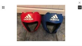 Adidas boxing aiba competition equipment
