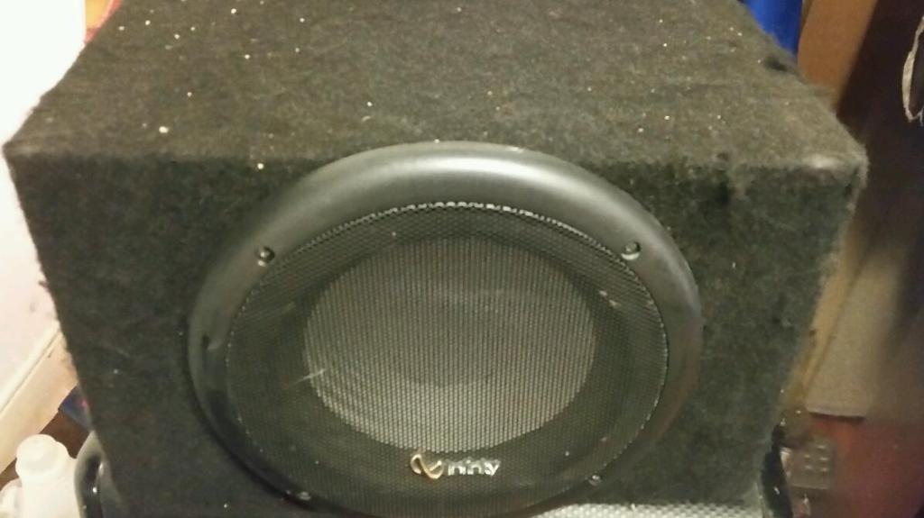 infinity 10 inch subwoofer. infinity perfect 10.1 for bmw e46 e36 10 inch subwoofer convertible e