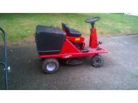 lawnflite 404 petrol ride on petrol mower