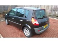 2008 renault scenic, full service history, long mot, £1350 may swap p/ex why try