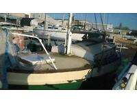 Project Yacht 26ft