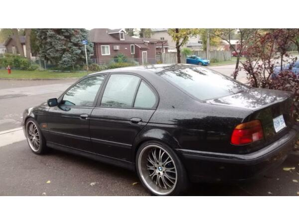 Used 1998 BMW 5-Series