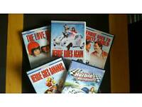 Herbie Dvd's x 5