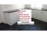 Fitter, Tiler, Joiner, Carpenter, Painter, Vinyl, Lino Flooring, Kitchen Bathroom Tiling, Handyman