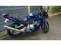 2003 Yamaha fazer fzs 1000
