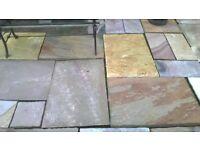 sandstone patios