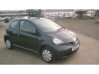 Toyota,Aygo,Small car,economical,first,second,super,mini,low mileage,1L,2008,manual,3 door,2 door