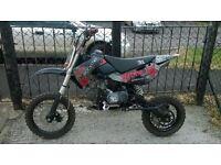 Pit Bike 125cc Stomp