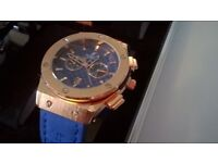 Hublot Watch, Looks great, Brand new & gift boxed, Unisex