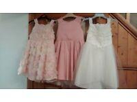 Girls dresses aged 3 / 3-4