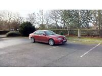 MG ZT 2.5 V6 190 in rare Firefrost Red Service History & MOT July 2018 - Great condition for year