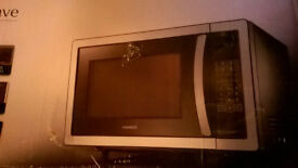 Brand New Stainless Steel Kenwood Microwave