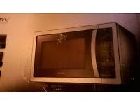Brand New Stainless Steel Kenwood Microwave