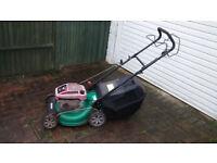 Qualcast Petrol Mulching Lawnmower Lawn Mower