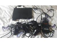 PS2 Console & Games