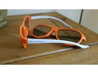 LG 3D Dual Play Gaming glasses