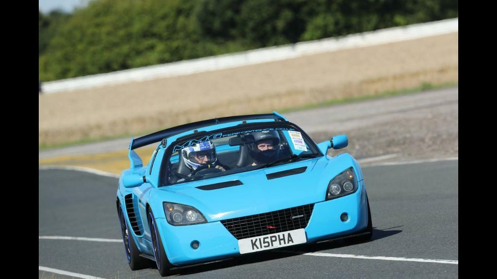 Vauxhall VX220 Supercharged 2.2 Not Lotus Elise Car