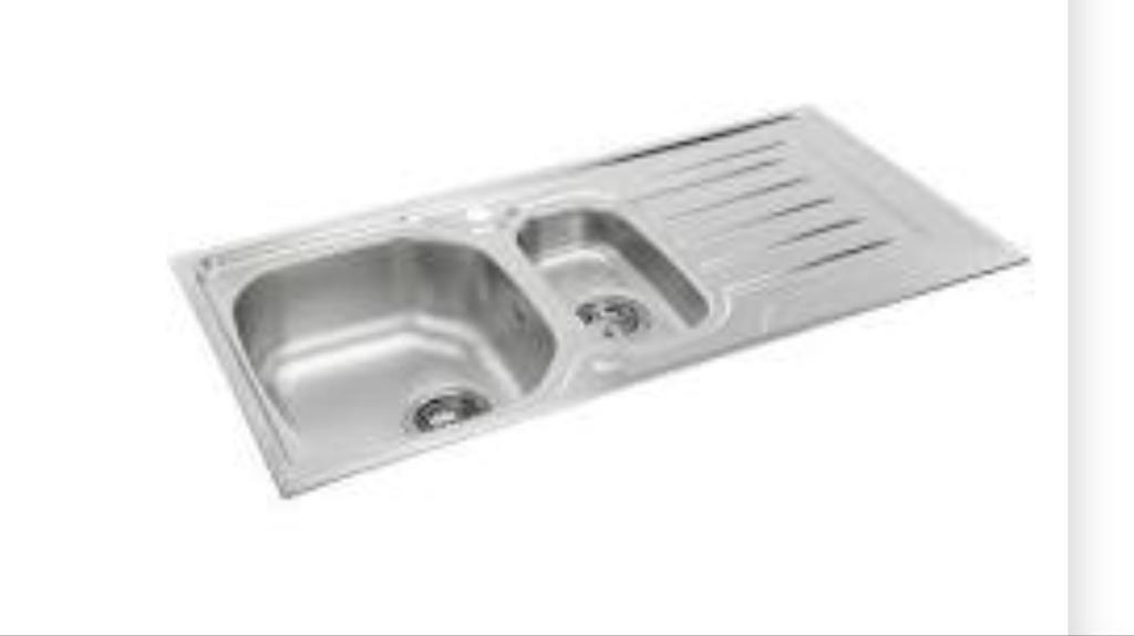1 1 5 bowl kitchen sink 1 1 5 bowl kitchen sink   in stechford west midlands   gumtree  rh   gumtree com