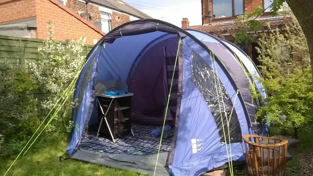 Gelert Atlantis 5 Tent With Equipment & Gumtree Tents Hull u0026 Gelert Atlantis 5 Tent With Equipment