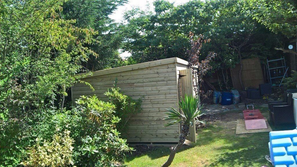 Garden Sheds And Summer Houses Best Quality Timber Free Installation
