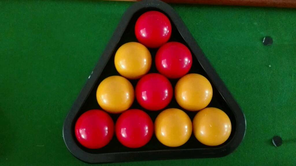 Child Size Snooker/pool Table