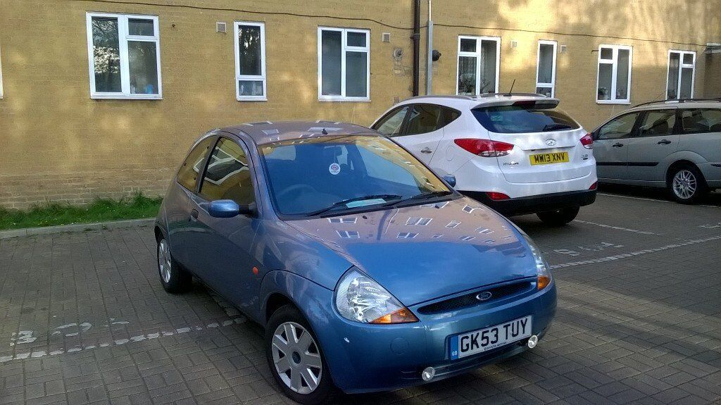 ford ka for sale two door runs good metallic blue manual very good in and out : ford kia cars for sale - markmcfarlin.com