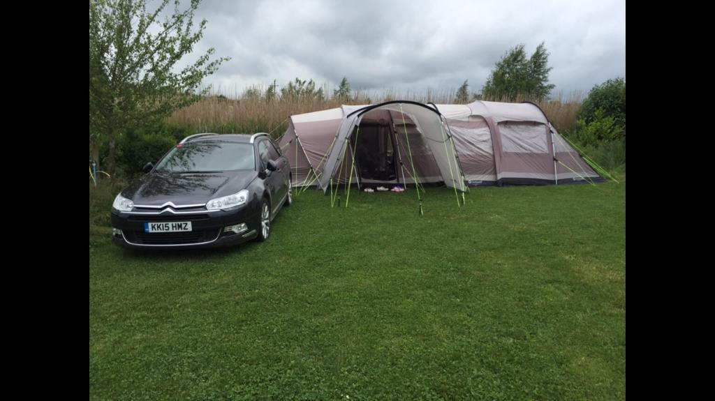 Outwell Arkansas 5 with Front Awning & Outwell Arkansas 5 with Front Awning | in Burbage Leicestershire ...